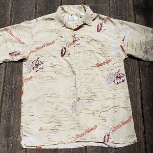 Vintage Silk Mens Top 😍